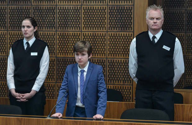 EastEnders, Bobby in court, Thu 16 Jun
