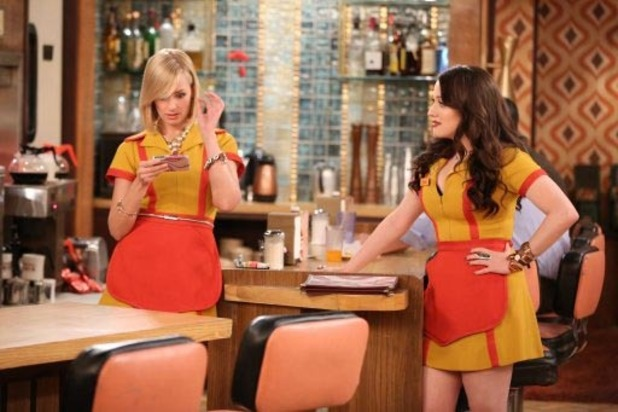 2 Broke Girls, Max and Caroline, series 5, episode 1, Tue 21 Jun