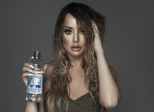 Charlotte Crosby campaign with NOW TV 14 June