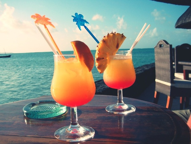 One in 10 British travellers reveal the thing they most look forward to on holiday is guilt-free drinking.