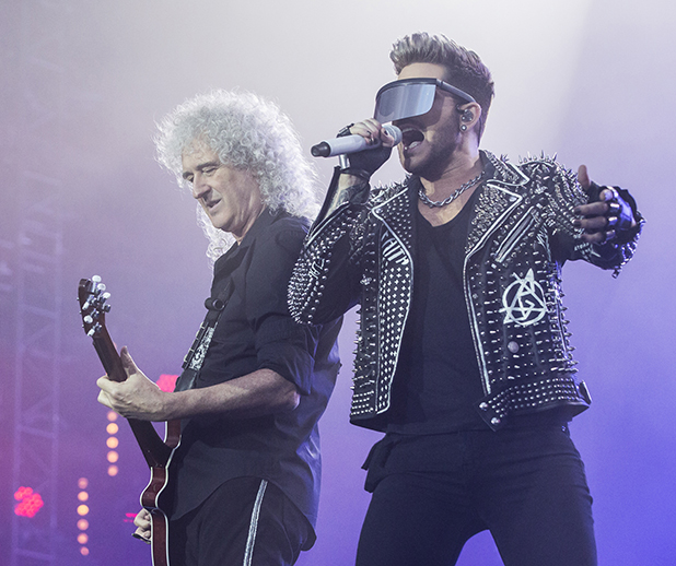 Isle of Wight Festival 2016 - Day 4 - Performances Adam Lambert and Queen