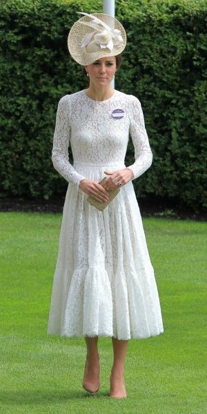 Royal Ascot held at Ascot Racecourse The Duchess of Cambridge 15 June 2016