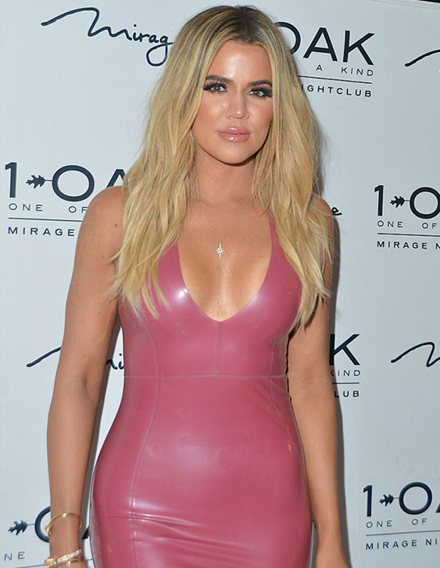 Television personality Khloe Kardashian arrives at 1 OAK Nightclub at The Mirage Hotel & Casino on May 28, 2016 in Las Vegas, Nevada. (Photo by Mindy Small/Getty Images)