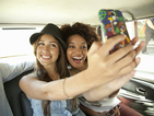 Average Brit has more selfies on display at home than family photos