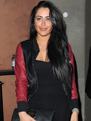 Marnie Simpson at In The Style party, London, 2016