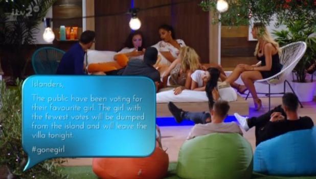 Love Island Episode 24: The next dumping