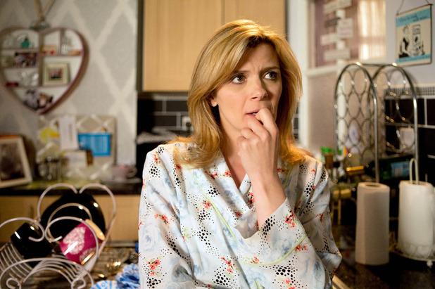 Corrie, Leanne makes a mistake, Wed 29 Jun