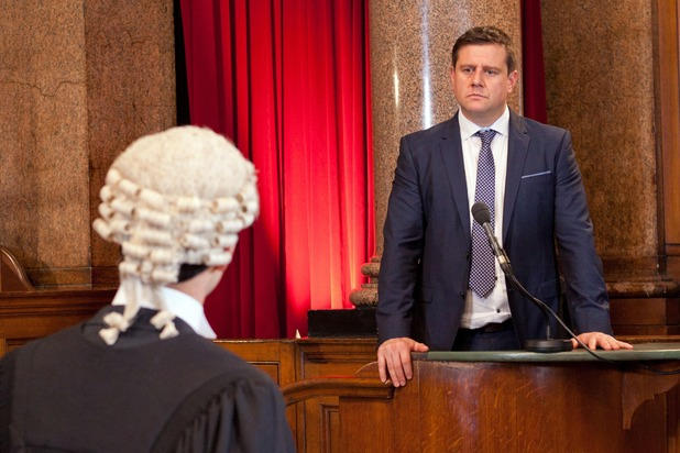 Hollyoaks, Pete gives evidence, Wed 29 Jun