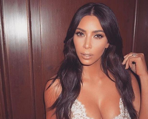 Kim Kardashian appears in an Instagram selfie on 6 June 2016