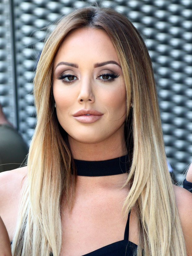 Charlotte Crosby at Geordie Shore's fifth birthday party - 24 May 2016