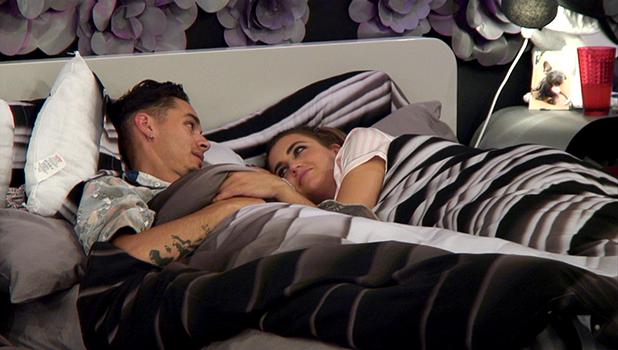 Georgina and Jackson grow closer Big Brother, 21 June 2016