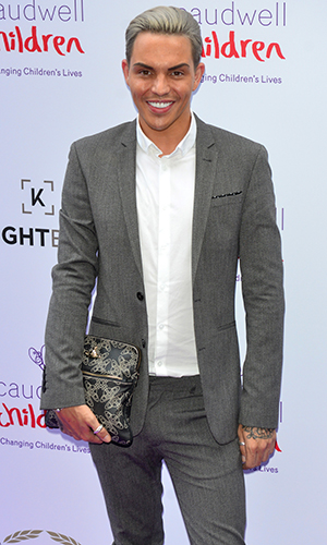The Caudwell Children Butterfly Ball held at Grosvenor House Hotel Park Lane London on Wednesday 22nd June 2016 Bobby Norris