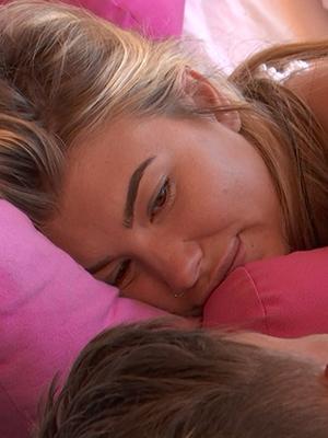 Love Island's Olivia and Alex talk Episode 26