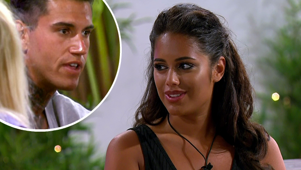 Love Island: Terry talks to Liana Episode 25 And Malin