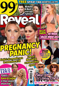 Reveal magazine cover, issue 26