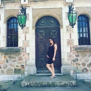 Luisa Zissman returns to wedding venue, Cannes 30 June