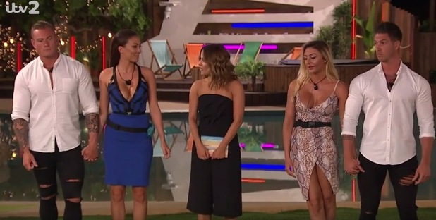 Sophie and Tom, Adam and Liana in bottom two, Love Island 30 June