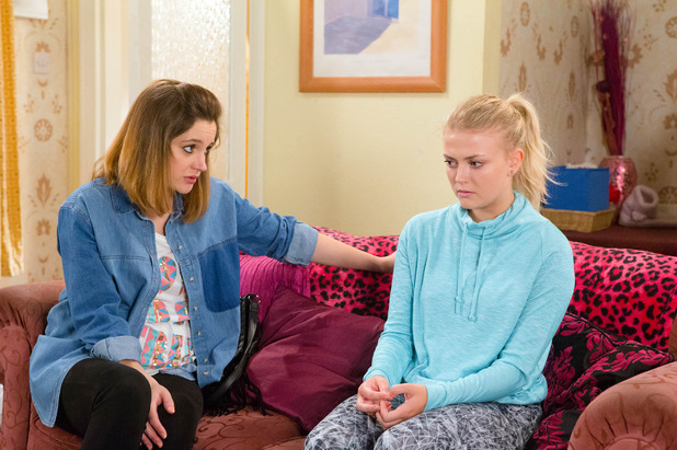 Corrie, Bethany confides in Kylie, Wed 13 Jul