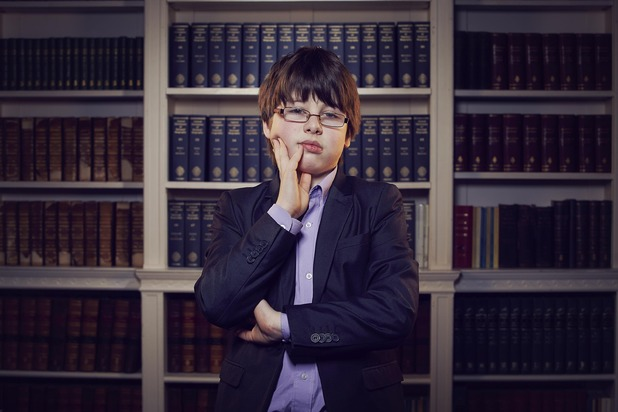 Child Genius, Mog, C4, Tue 12 Jul