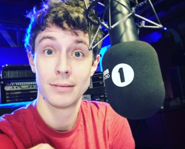 Matt Edmondson, Instagram