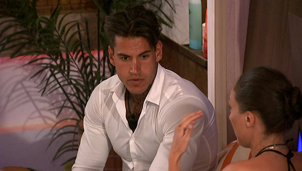 Love Island episode 33: Terry talks to Sophie