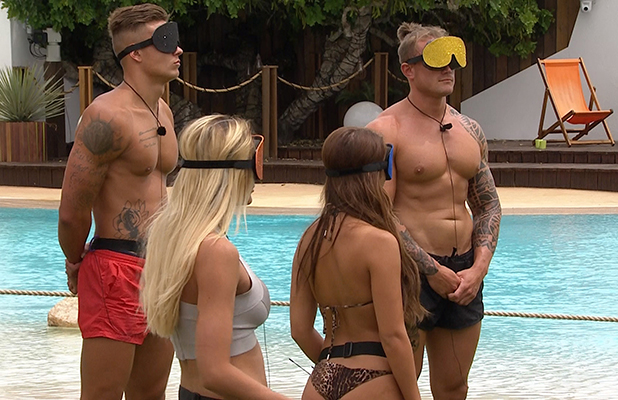 Love Island Episode 30: Troy and Oliver arrive during love is blind challenge