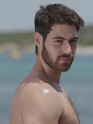 Love Island new boy Oliver Maxwell Fernandez, ITV2