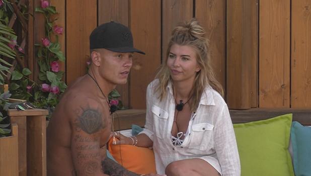 Love Island episode 33: Olivia and Alex