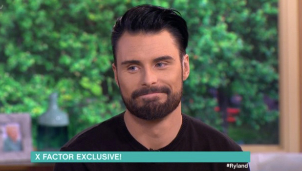 X Factor: Rylan announces on This Morning he's new co-host of Xtra Factor