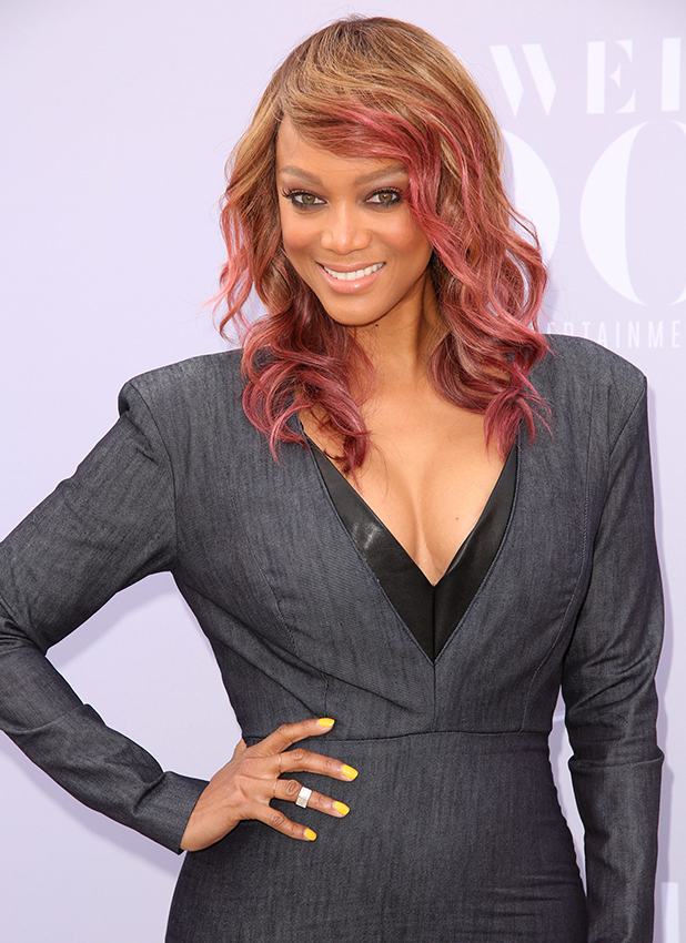 Tyra Banks, Celebrities attend 24th annual Women in Entertainment Breakfast hosted by The Hollywood Reporter at Milk Studios. 2015