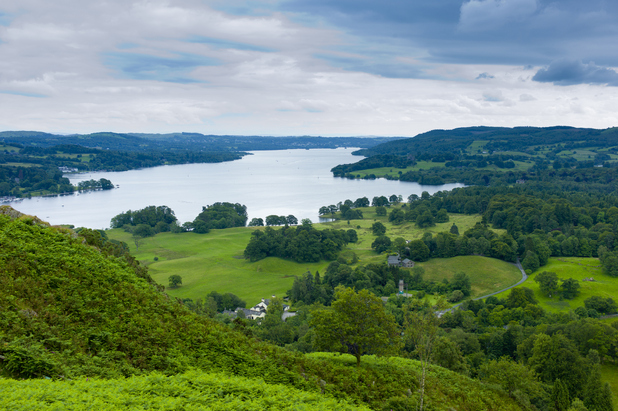 British staycations - Lake District