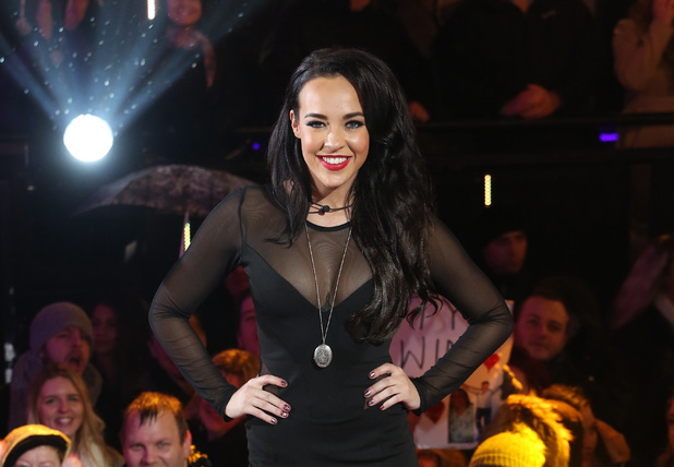 Stephanie Davis, Celebrity Big Brother Final 5 February