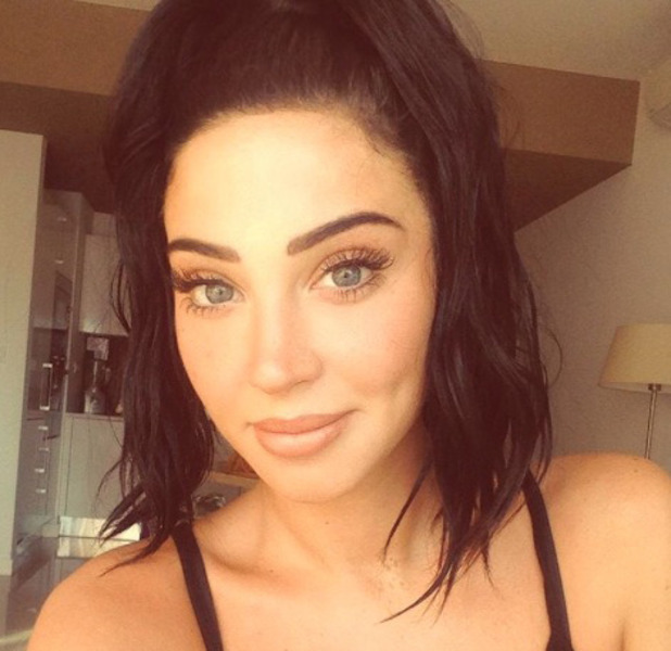 Former X Factor judge Tulisa Contostavlos is unrecognisable in new selfie posted to Instagram, 5th July 2016