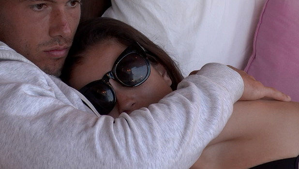 Love Island episode 37: Katie Salmon and Alex Maxted