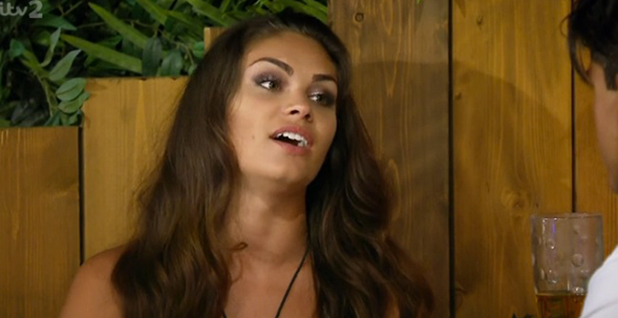 Love Island episode 38: Terry and Emma talk