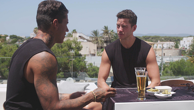 Love Island episode 36: Terry and Scott