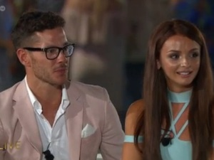 Love Island Final 2016: Kady and Scott in second place