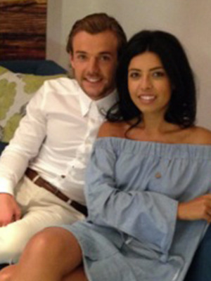 Love Island's Nathan Massey and Cara de la Hoyde on Lorraine 15 July 2016