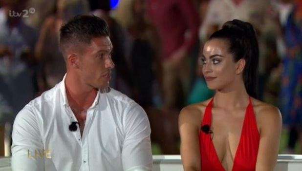 Love Island Final 2016: Katie and Adam finish in fourth place
