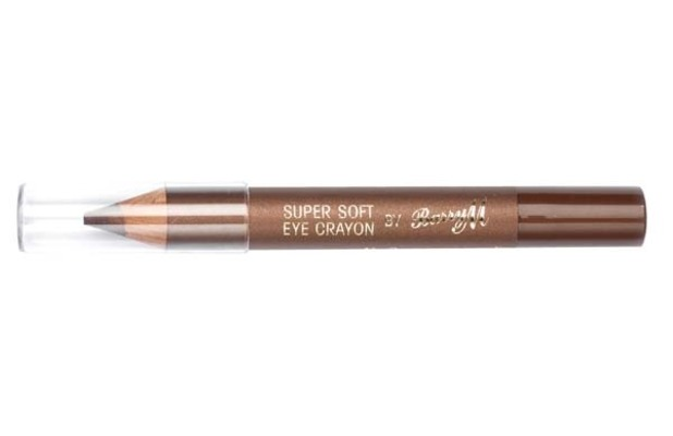 Barry M Super Soft Eye Crayon in Brown £3.99, 14th July 2016