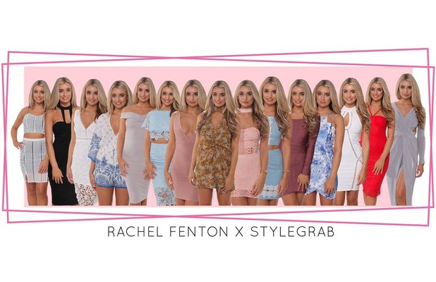 Love Island star Rachel Fenton launches clothing line with Style Grab, 13th July 02016