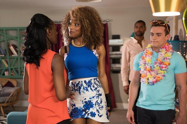 Hollyoaks, Lisa brings Jesse home, Tue 19 Jul