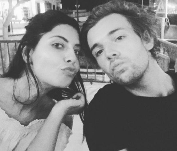 Nathan Massey and Cara de la Hoyde 13 July