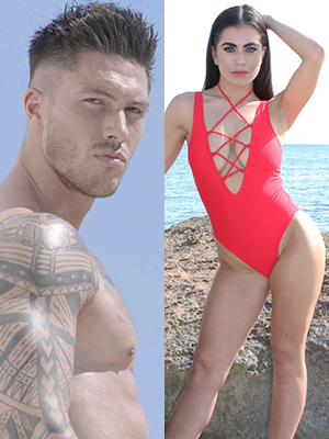 Love Island Final 2016: Adam and Katie