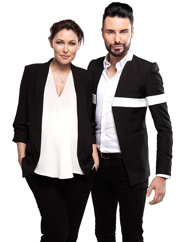CBB Summer 2016: Emma Willis and Rylan Clark-Neal publicity photo