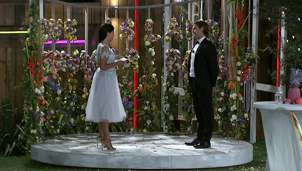 Love Island final: Cara and Nathan's speeches to each other 10 July 2016