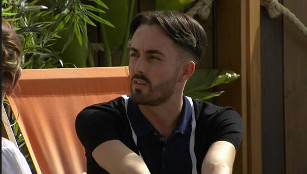 Love Island: Katie talks to brother Dean and friend Lauren 9 July 2016