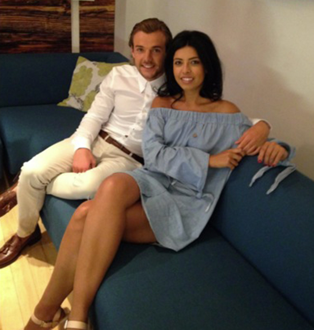 Love Island's Nathan Massey and Cara de la Hoyde on Lorraine 15 July 2016