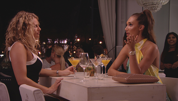 TOWIE series 18, Episode 1 Danielle Armstrong and Megan McKenna