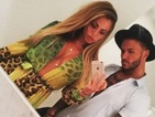 Geordie Shore's Holly Hagan and Kyle Christie send fans into overdrive with new selfie